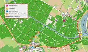 Fietsen en wandelen rond Kraggenburg